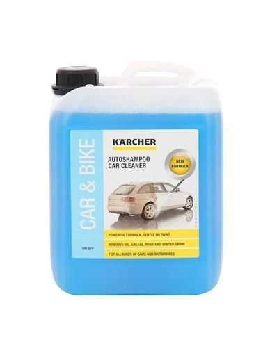 Karcher K5 K4 K3 K2 Basınçlı Yıkama İçin 5 Litre Araba Şampuanı Renkli